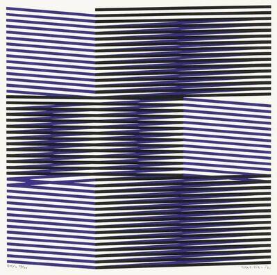 Carlos Cruz-Diez, 'Ohne Titel', 1971