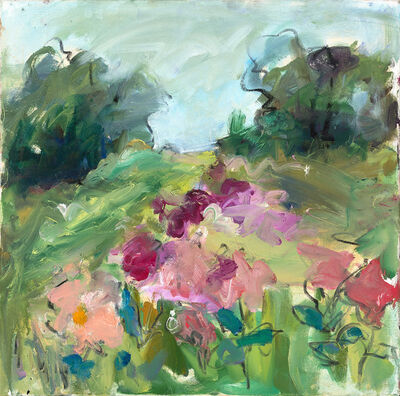 Mary Page Evans, 'Peony Field', 2017