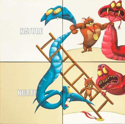 Sebastian Chaumeton, 'Snakes and Ladders', 2020/2021