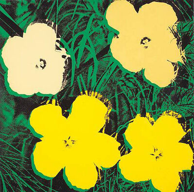 Andy Warhol, 'Flowers II.72', 1970