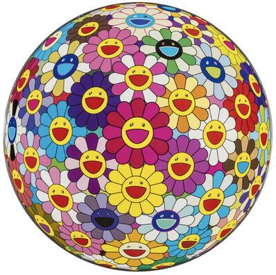 Takashi Murakami, 'Flower Ball (3D)', 2011
