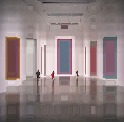 Asaf Gam Hacohen, 'Exhibition #1 NYC', 2019