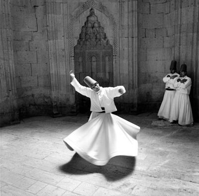 Giorgia Fiorio, 'Mevlevi, Sema Ceremony, Konya Sanctuary, Turkey', 2004
