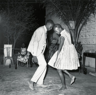 Malick Sidibé, 'Nuit de Noël (Happy Club)', 1963