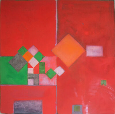 Wilhelmina Barns-Graham, 'Lilac Edge', 1970