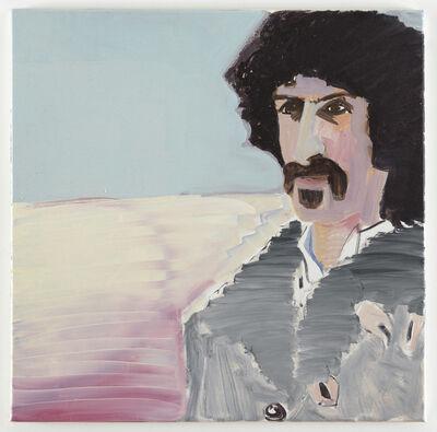 Emo Verkerk, 'Frank Zappa (Snow)', 2019