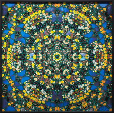 Damien Hirst, 'Catherdral Print, St Paul', 2007