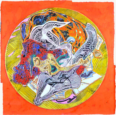 Frank Stella, 'Untitled', 1995