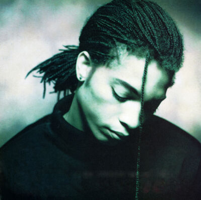Sheila Rock, 'Terence Trent D'Arby, Album Cover for 'Introducing The Hardline According To Terence Trent D'Arby', 	London ', 1987
