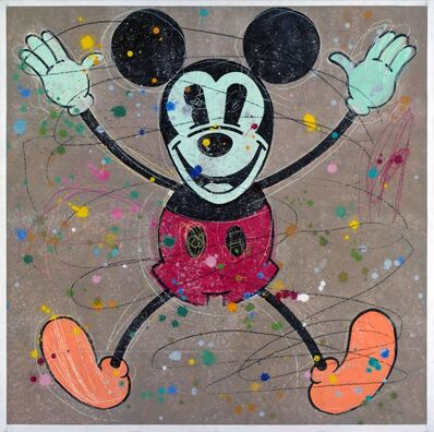 David Spiller, 'Crazy Mickey', 1994