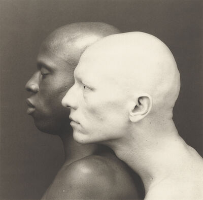 Robert Mapplethorpe, 'Ken Moody and Robert Sherman', 1984