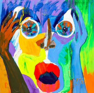 Larry Otoo, 'Juliet's Scream ', 2016