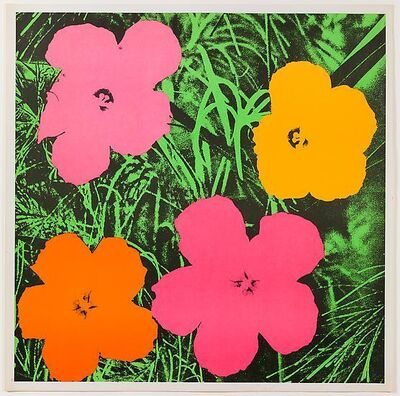 Andy Warhol, 'II.6 Flowers', 1964