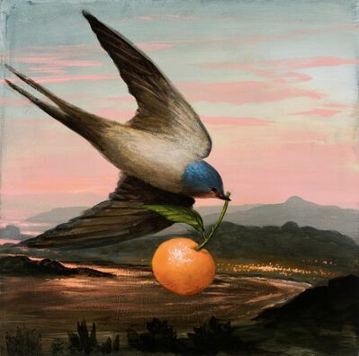 Kevin Sloan, 'A View of Satsuma Bay', 2020