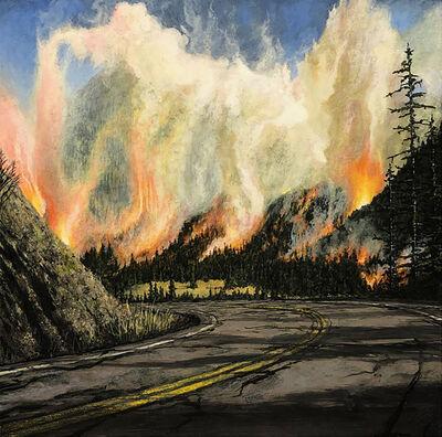 Michael Paul Miller, 'Hurricane Road', 2018