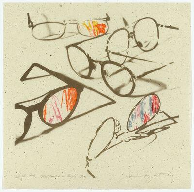 James Rosenquist, 'My Mind is an Empty Glass ', 1994