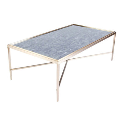Unknown Artist, 'Daedalus Table by Lawton Mull, in Unlacquered Brass', 2016