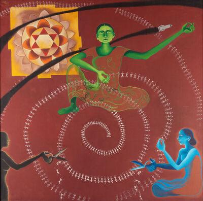 Arpana Caur, 'Rites of Time', 2002