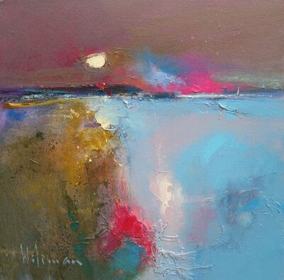 Peter Wileman, 'Harvest Moon', 2018
