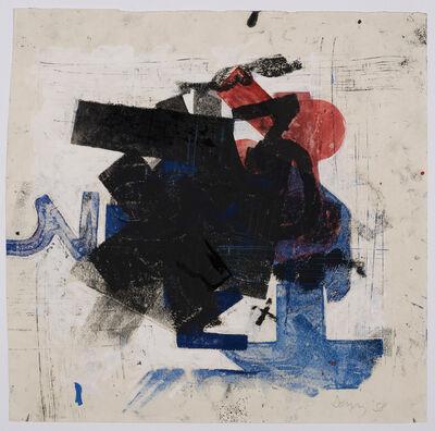 Robyn Denny, '2A (5)', 1958