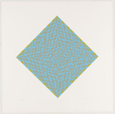 Anni Albers, 'DO V', 1973