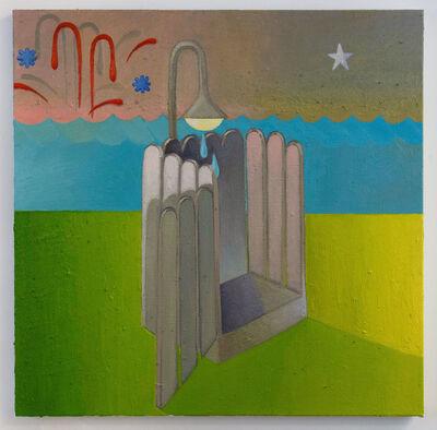 Whitney Lorenze, 'Outdoor Shower (Grand Finale)', 2020
