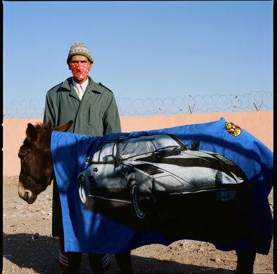 Julien Boudet, 'Porsche Hmar Turbo', 2020