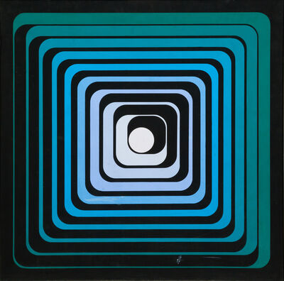 Yvaral, 'Progression Polychrome', 1970