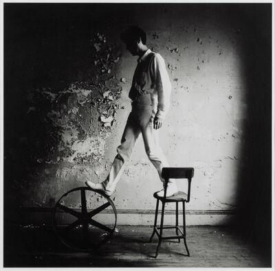Karen Kuehn, 'David Byrne', 1991