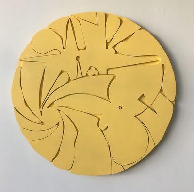 Fred Bendheim, 'Large Tondo (Sun)', 2017