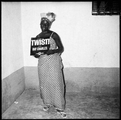 Malick Sidibé, 'Twist with Ray Charles', 1969