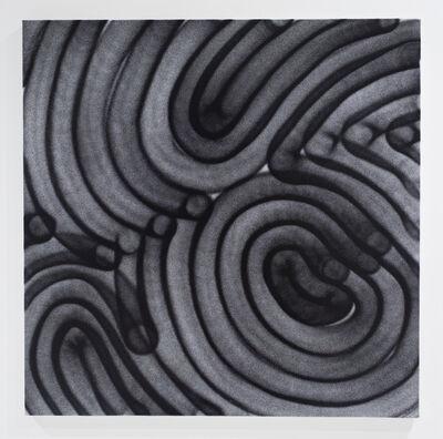 APEXER, 'Finger Print 1', 2019