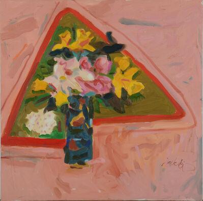 Zygmund Jankowski, 'Triangle', ca. 1985