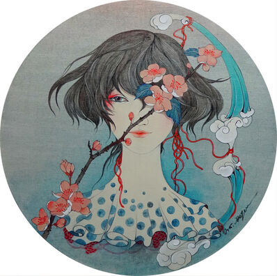 He Juan 贺娟, '射手座 ', 2015