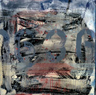 """Jorge Enrique, '""""636""""', 2007/2008"""