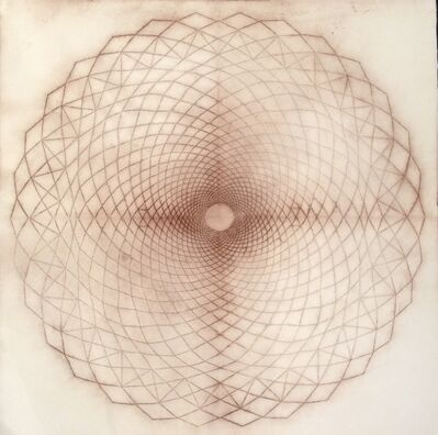 Mary Judge, 'Circle Spiral 02', 2008