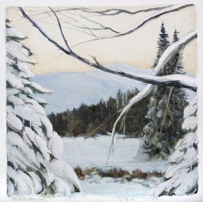 Marguerite Robichaux, 'Dead River Dawn', 2018