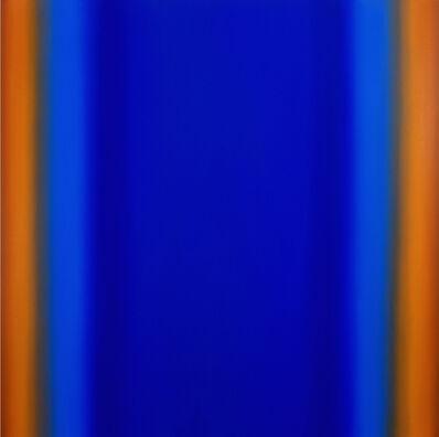 Ruth Pastine, 'Witness 3-S6060, (Blue Orange Deep), Witness Series', 2016