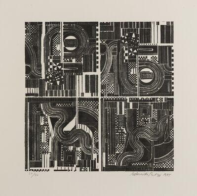 Eduardo Paolozzi, 'Untitled', 1975