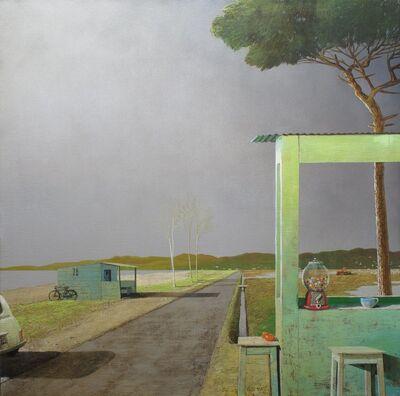 Alessandro Tofanelli, 'Cingomme e trattore', 2019