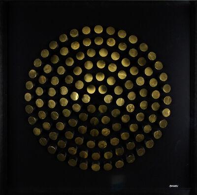 Peter Monaghan, 'Golden Rotations V', 2019