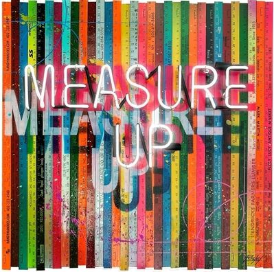 RISK, 'Measure Up #2', 2018