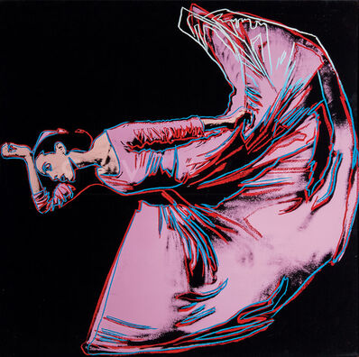 Andy Warhol, 'Martha Graham, Letter to the World (The Kick) (FS II.389)', 1986