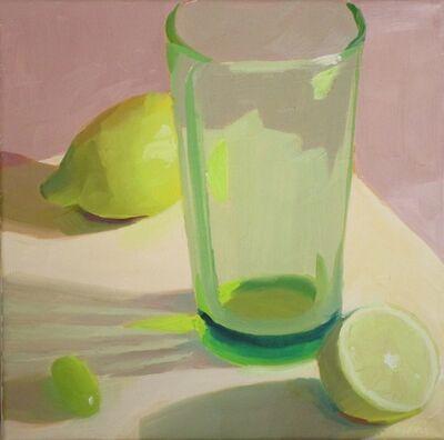 Yuri Tayshete, 'Green Glass and Lemon', 2019