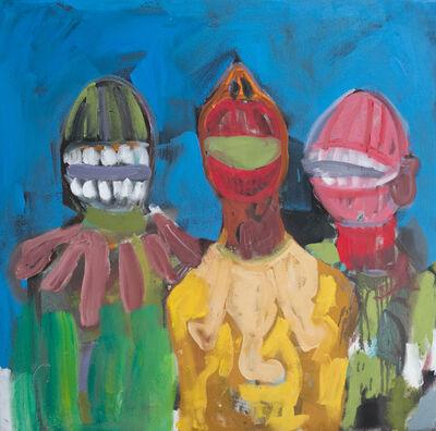 Gresham Tapiwa Nyaude, 'The Good Company', 2018