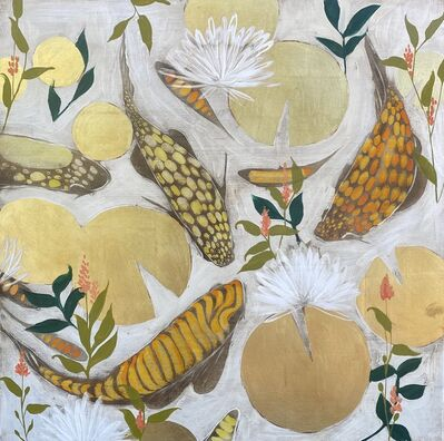 Joseph Bradley, 'Koi and Botanicals ', 2020