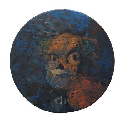 Alfredo Prior, 'Cezanne', 2014