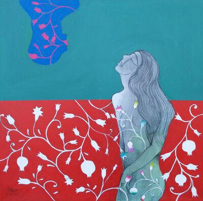 Hosni Radwan, 'Pomegranate Kiss ', 2017