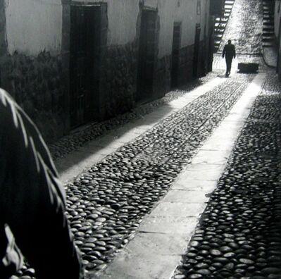 Mario Algaze, 'Encuentro, Cuzco, Perú', 2002