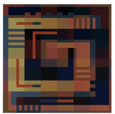 Anselmo Piccoli, 'Sucesión rítmica', 1974